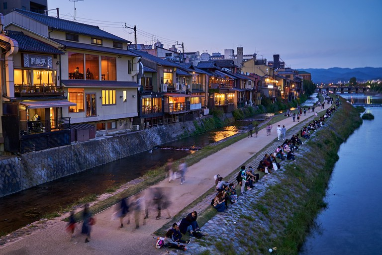 Kyoto   © Pedro Szekely / Flickr