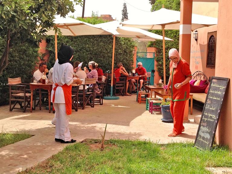 Marrakech Association Amal © Andrew Nash/Flickr