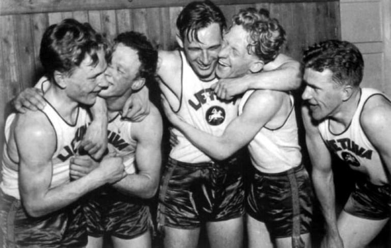 EuroBasket 1937 Lithuanian team