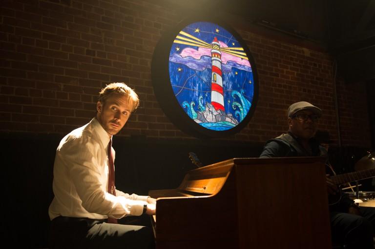 Ryan Gosling in 'La La Land' | © Lionsgate