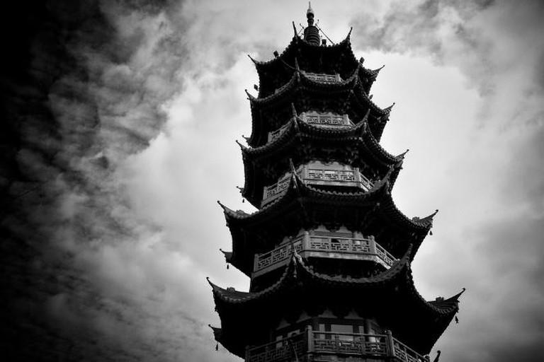 Longhua Pagoda | © Wenjie, Zhang/Flickr