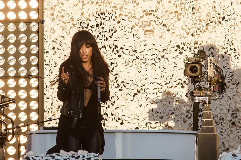 Loreen is another favourite to win Melodifestivalen | ©Jari Tammisto/Flickr