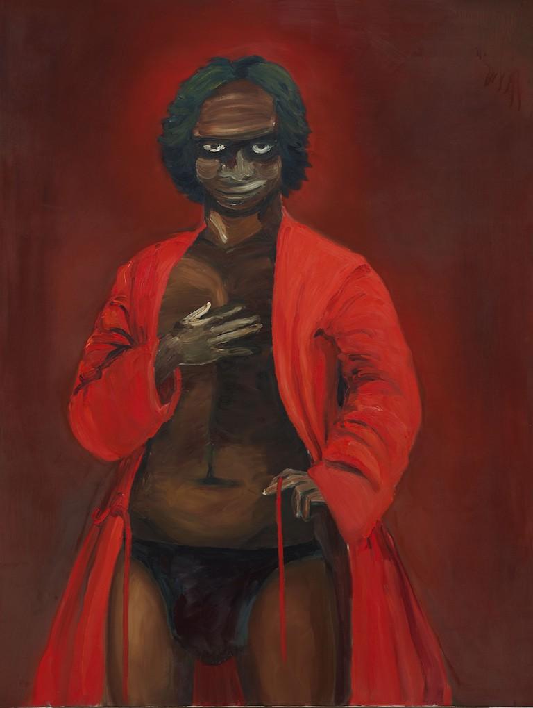 Lynette Yiadom-Boakye, First, 2003 (est. £60,000-80,000)