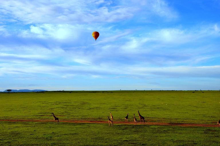 Maasai Mara National Reserve | © Wajahat Mahmood / Flickr