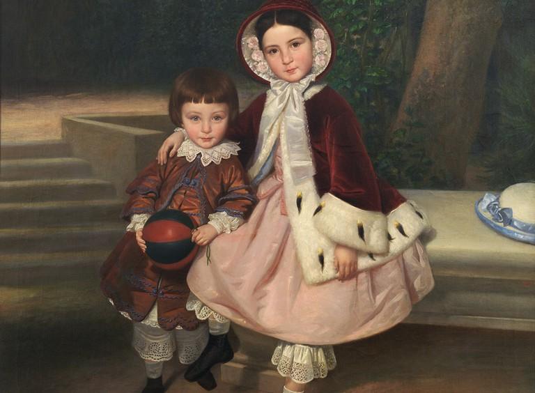Manuel and Matilde Álvarez Amorós by Joaquín Espalter y Rull | © Museo Nacional del Prado