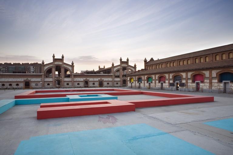 The Matadero arts center is a great spot for families | © Madrid Destino Cultura Turismo y Negocio