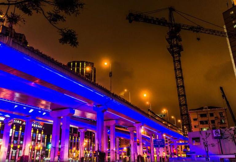 Luban Rd. Metro |© David Leo Veksler/Flickr