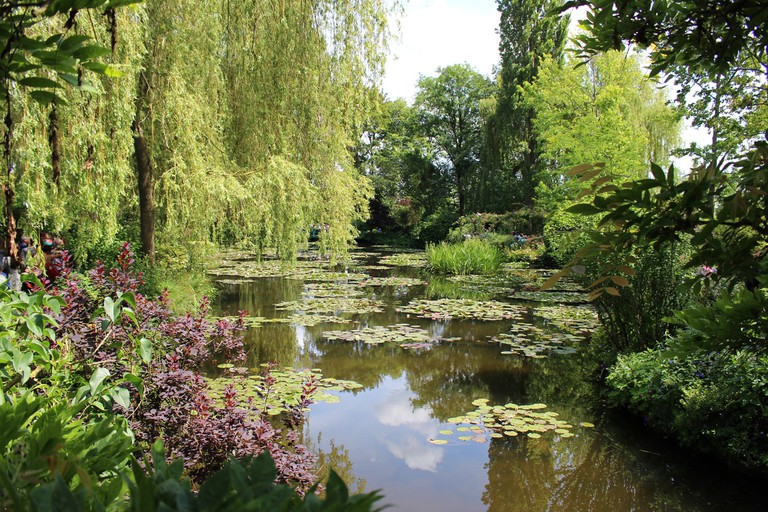 Monet's garden at Giverny │© Paul McQueen