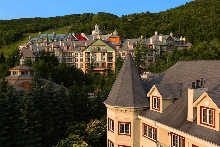 Picturesque Mont Tremblant Village | © Rennett Stowe / Flickr