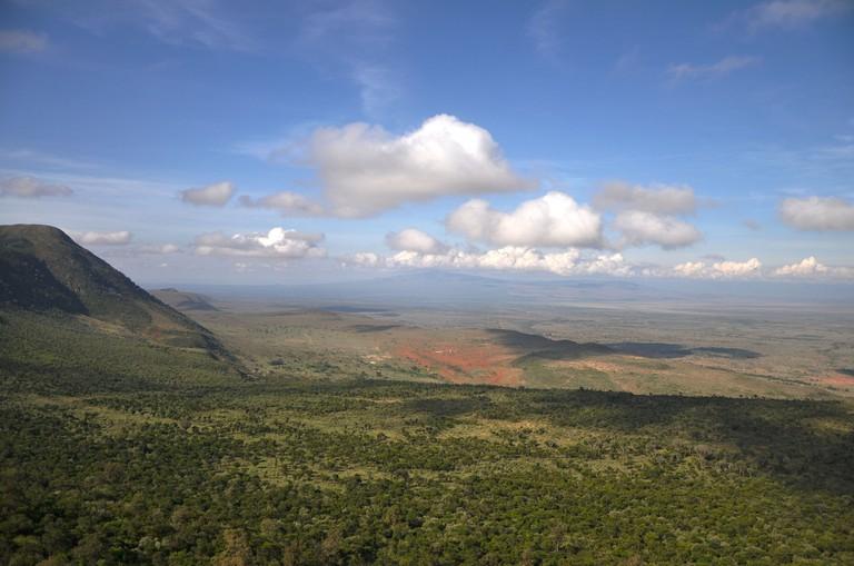 Mount Longonot | © Wajahat Mahmood / Flickr