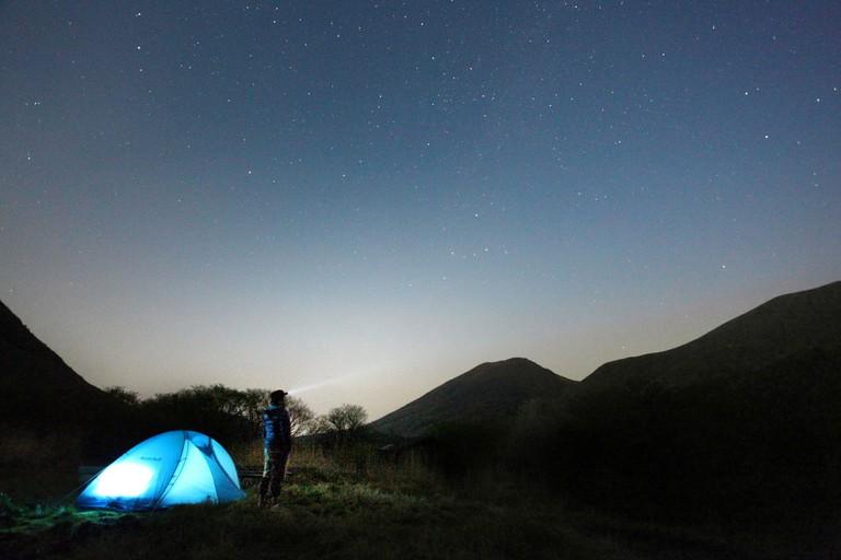 Better off hiring camping gear | © turnermurakami/pixabay