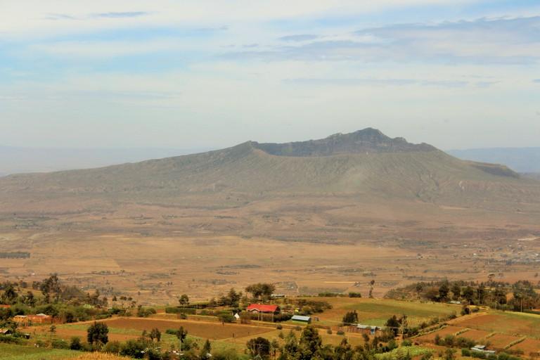 Mt. Longonot | ©Victor Ochieng / Flickr