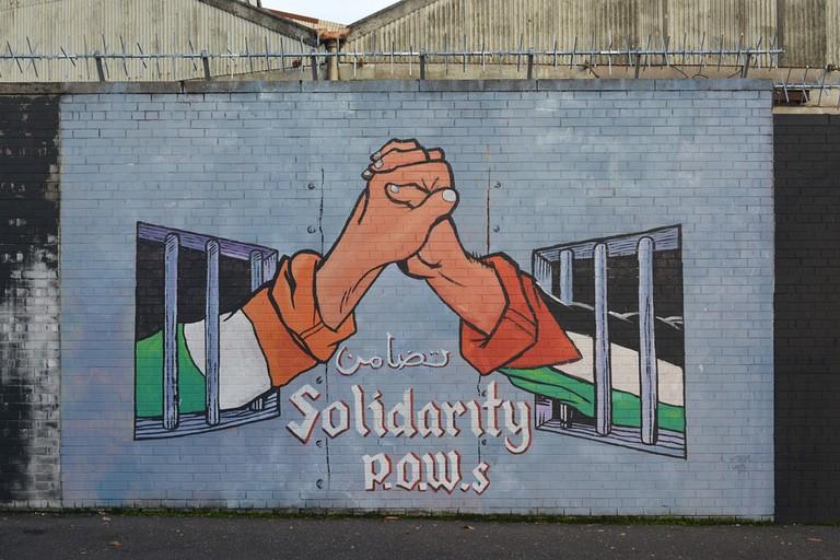Solidarity Mural | © Ben Kerckx/ Pixabay