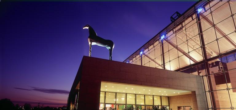 Modern and Contemporary Art Museum in Strasbourg © CRTA / Zvardon / Tourisme Alsace,com