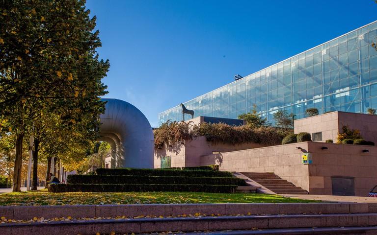 Modern Art Museum in Strasbourg ©Philippe de Rexel / OT Strasbourg
