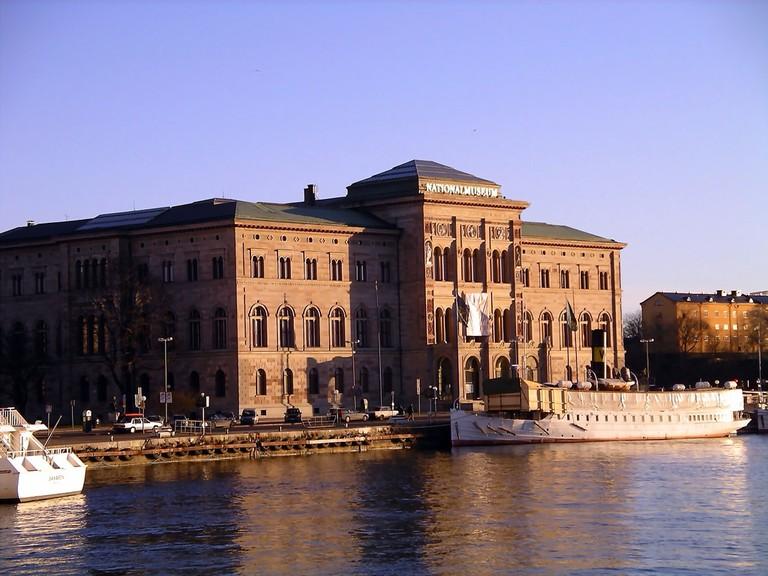 National Museum, Stockholm | ©fiomaha / Flckr