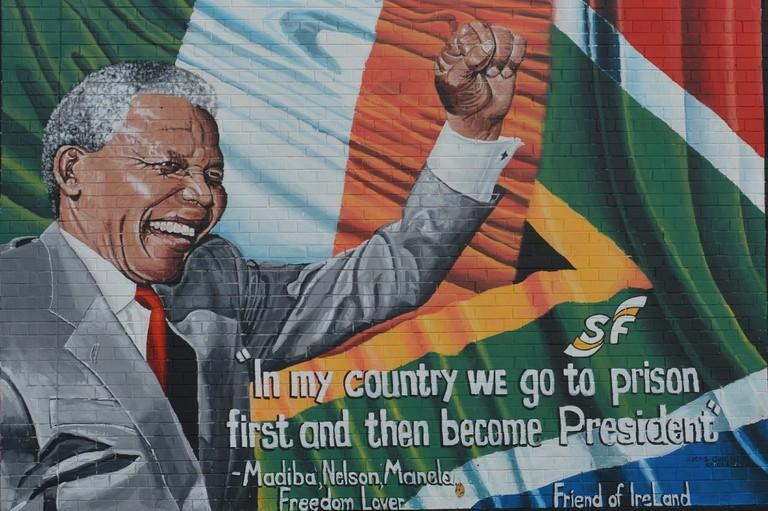 Tribute to Nelson Mandela | © Ben Kerckx/ Pixabay