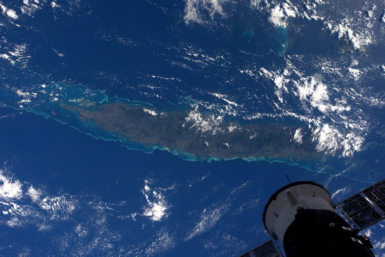 New Caledonia │© ESA/NASA
