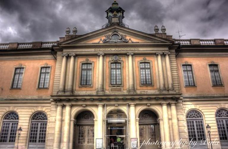 The old Stockholm Stock Exchange | ©balachandar Radhakrishnan/Flickr