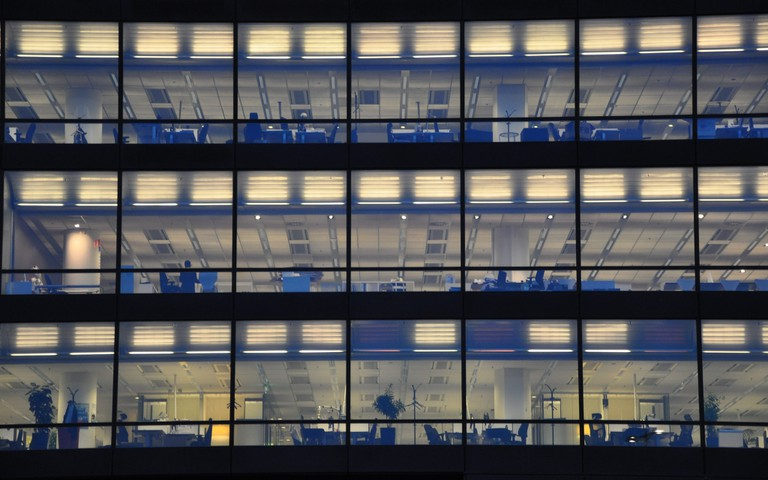 Stockholm office building   ©Charlotta Wasteson/Flickr