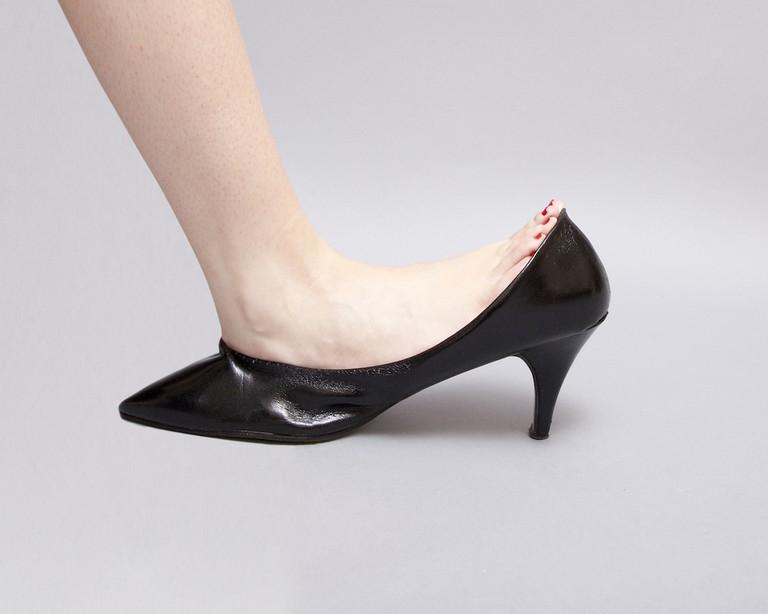 How to wear heels | Courtesy of Olivia Locher
