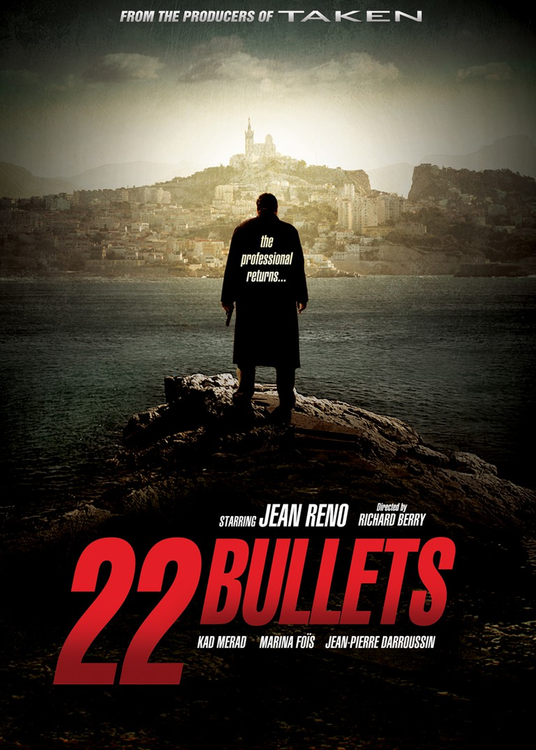 Marseille's coastline looms large in this mobster revenge story 22 Bullets | © Europacorp/TF1 Films