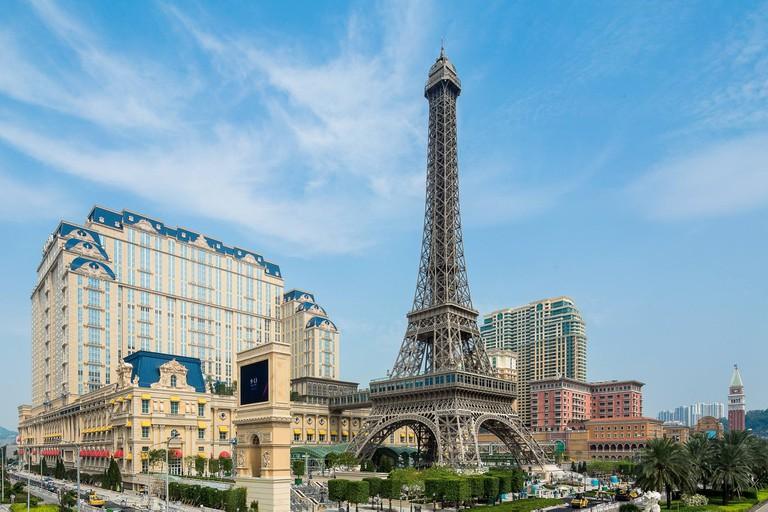 Courtesy of Parisian Macao