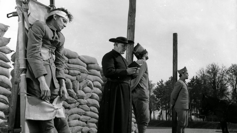 'Paths of Glory'   © United Artists