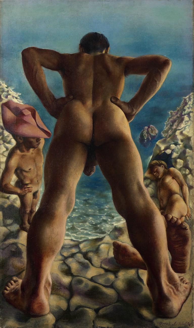 Pavel Tchelitchew, Bathers, 1938 (est. £300,000-500,000)