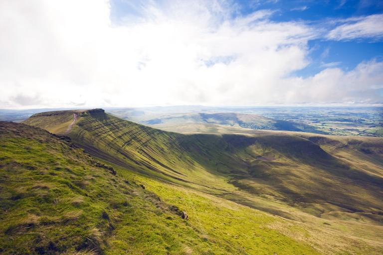Pen Y Fan mountain|©Ross Merritt/Flickr