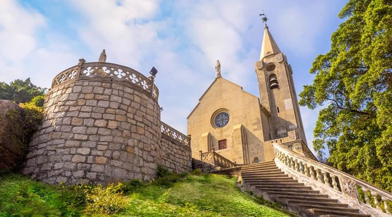 Macau is home to several Catholic churches