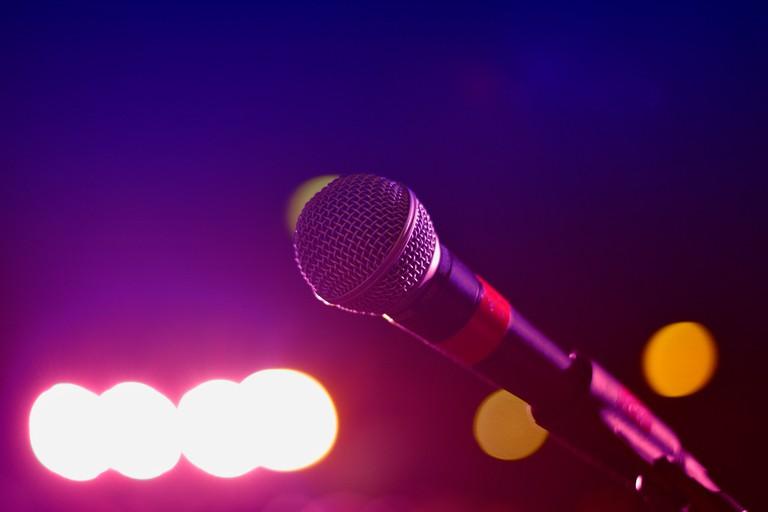 Microphone | © Suvan Chowdhury / Pexels