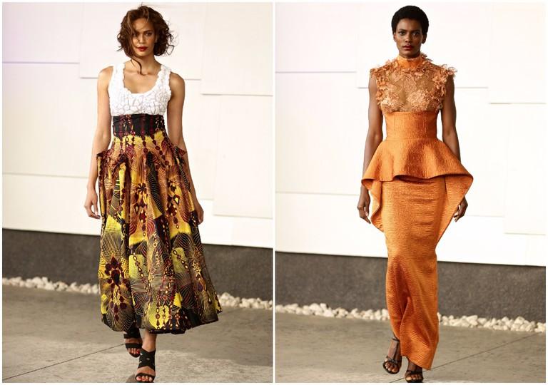 David Tlale/Mercedes-Benz Fashion Week Africa 2014 © Courtesy of Simon Deiner Photography / SDR Ramp