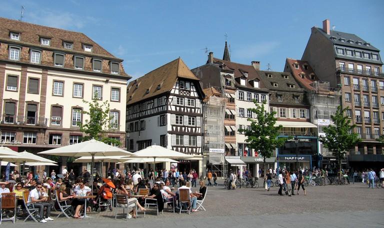 Place Kléber ©François Schnell / Flickr