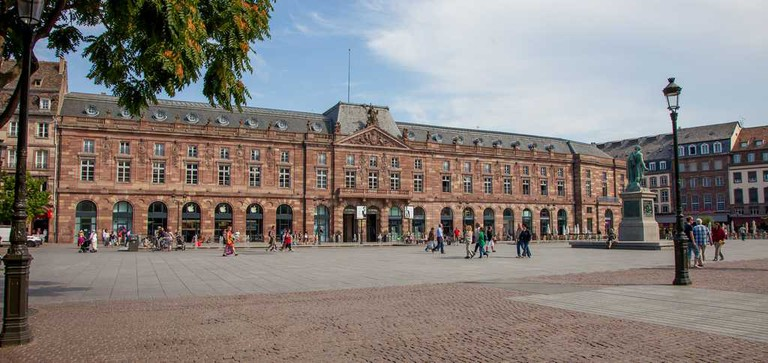 Place Kléber Strasbourg ©Philippe Rexel /OT STrasbourg