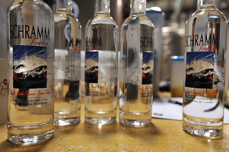 The world's only organic potato vodka | © Dave Steers/Flickr