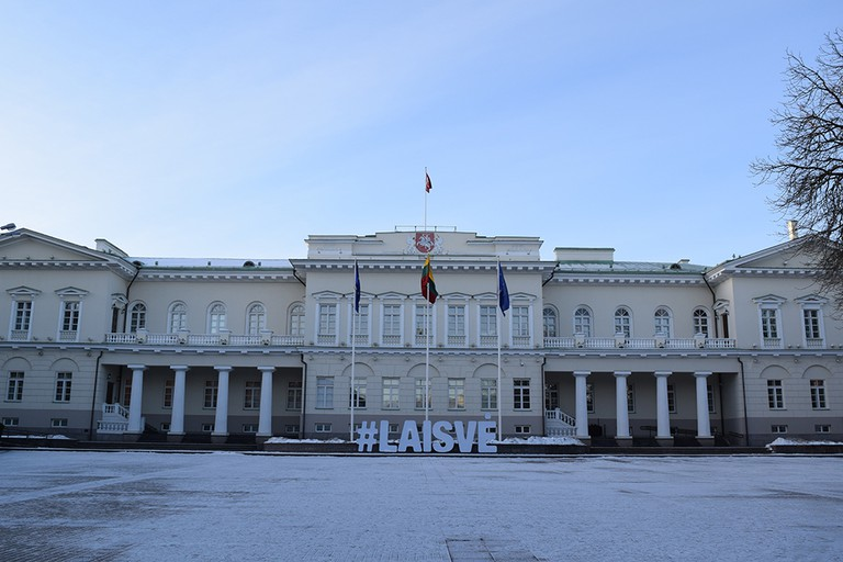 The Presidential Palace | © Elizabeth Georgian