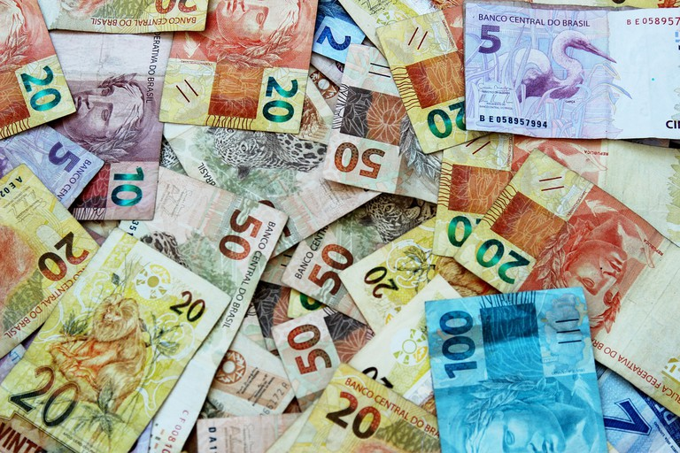 Brazilian currency / © Pixabay