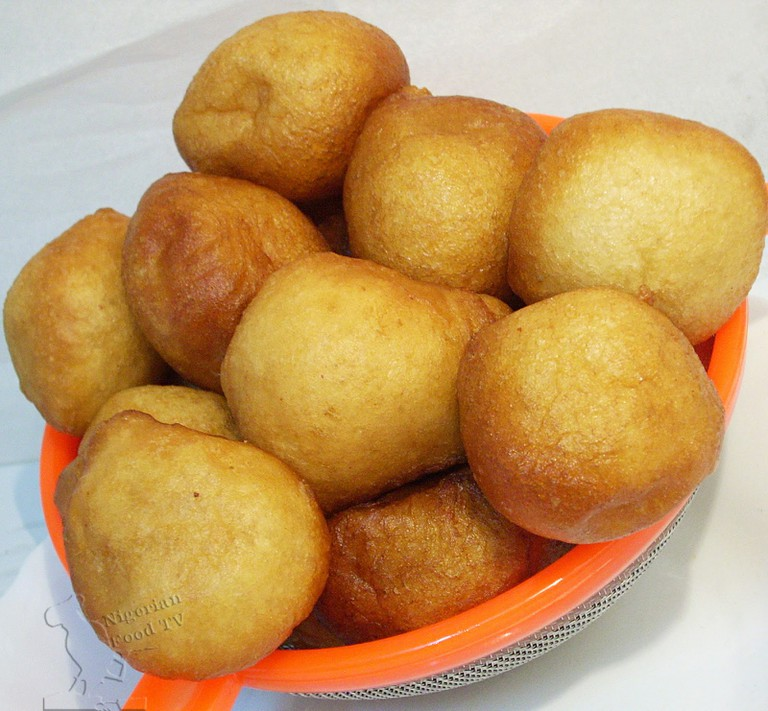 No party is complete without Puff puffs