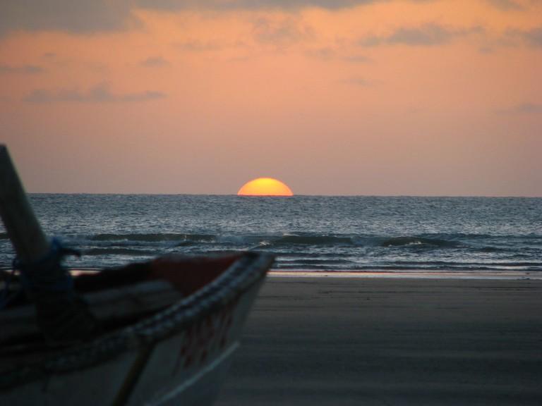 The best sunrises are over the sea|© Marcus Dall Col / Unsplash