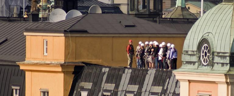 Stockholm rooftop tour   ©Patrik Neckman/Flickr