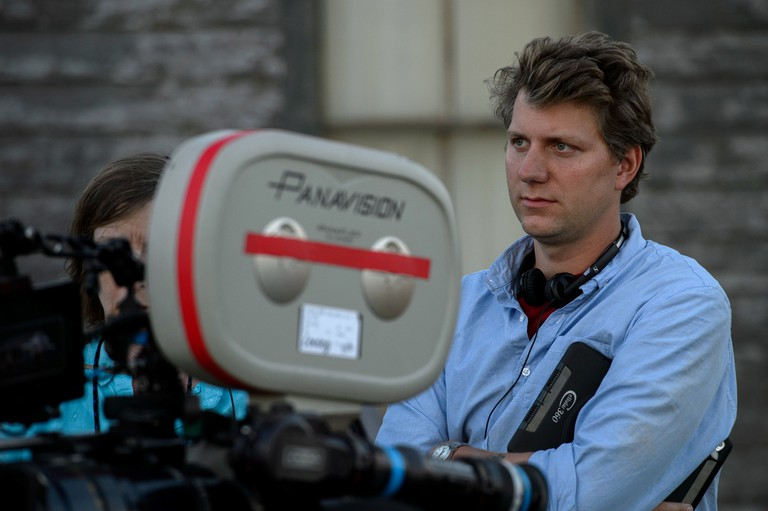 Jeff Nichols on the set of 'Loving' | © Universal Pictures UK