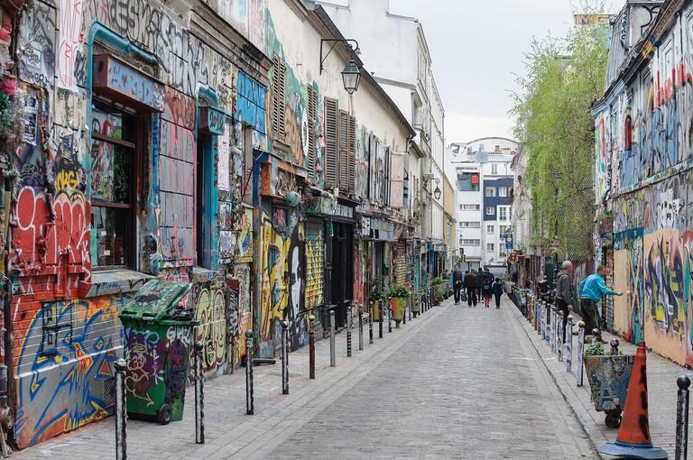 Rue Denoyez │© Myrabella / WikiCommons