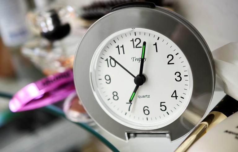 Running late │© congerdesign / Pixabay