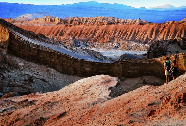 Valle de la Luna, San Pedro de Atacama © Turismo Chile