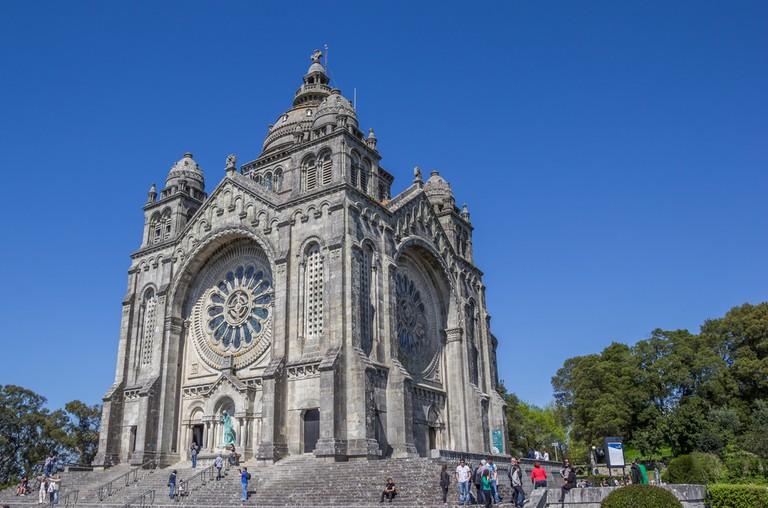Santuário de Santa Luzia| © Marc Venema /Shutterstock