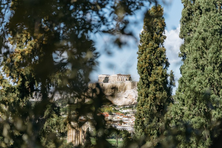 PANATHENAIC STADIUM-ATHENS-GREECE