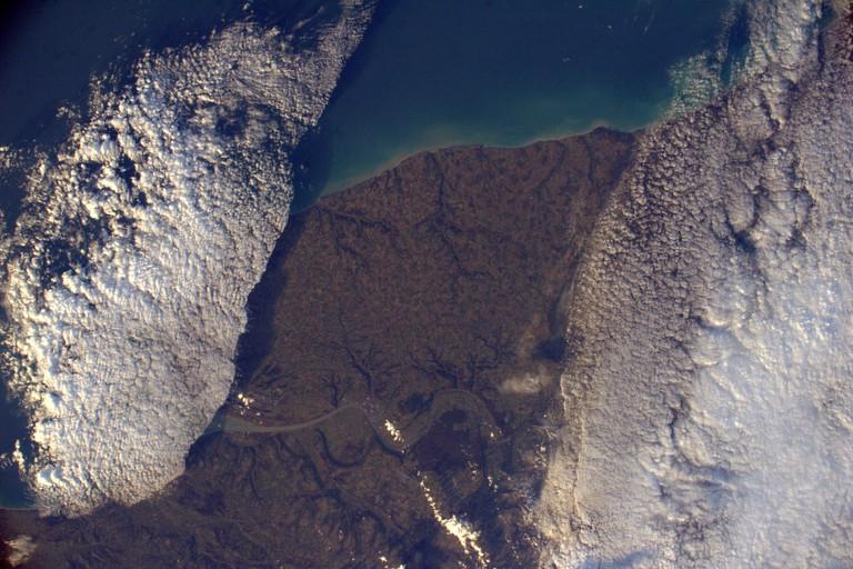 Seine-Maritime │© ESA/NASA