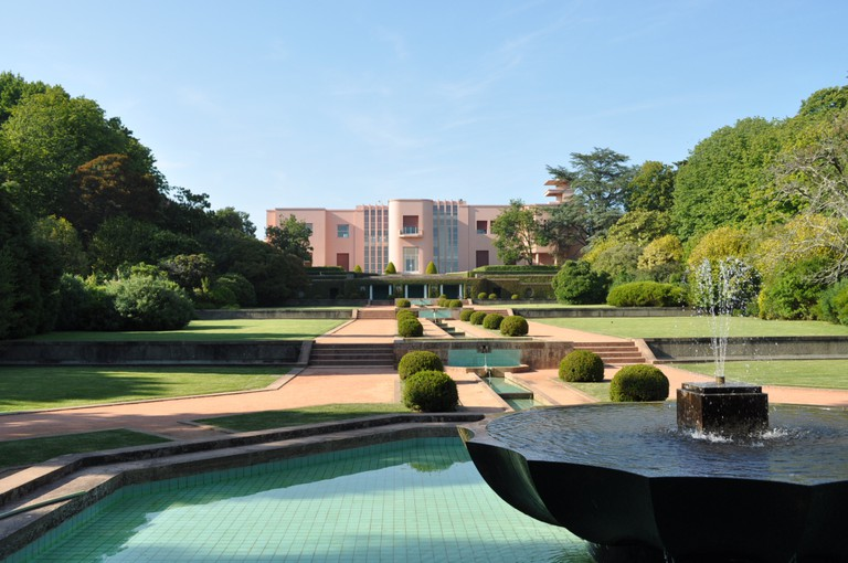 Serralves Villa central parterre 1 © Serralves Museum of Contemporary Art