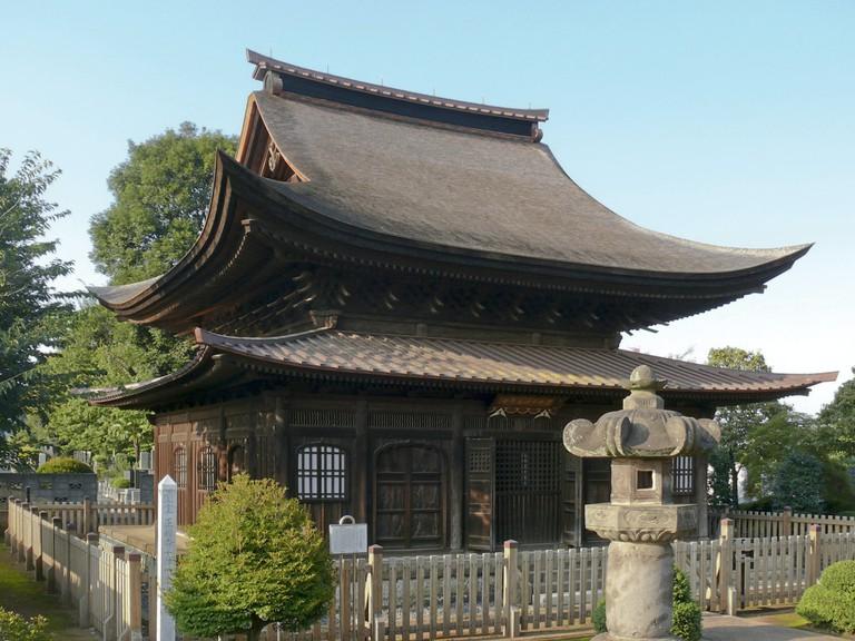 Shofuku-ji   © Bryanmackinnon / WikiCommons